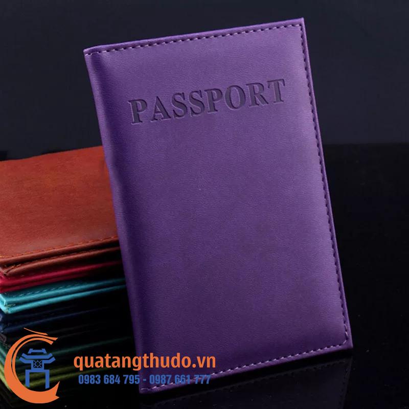 Bao đựng hộ chiếu - thẻ hành lý